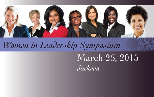 2015 Mississippi Women in Leadership Symposium